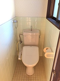 ファミールPウォシュレットトイレ